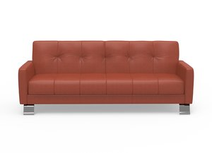 ocean sofa 3D model