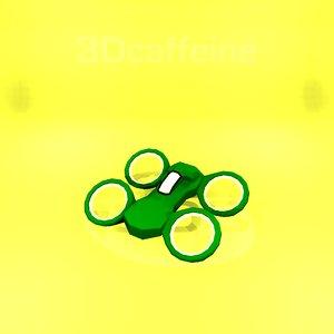 drone xpress 3D model