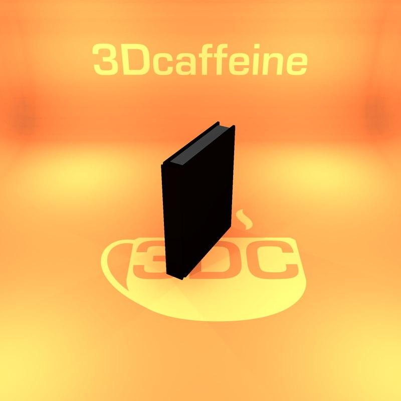 3D book ready engine