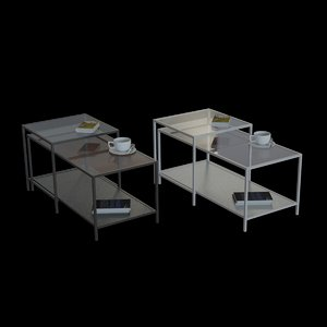 ikea vittsjo nesting table model