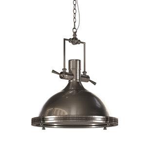 3D chandelier industrial 093 model
