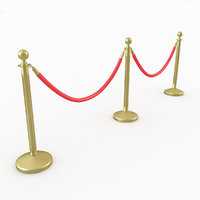 stanchions model