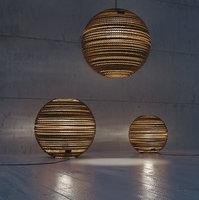 lamp cardboard model