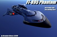 3D fi-895 phantom