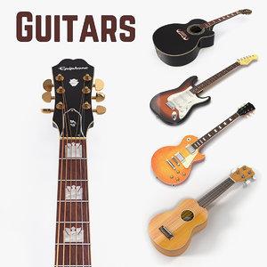 3D guitars 2