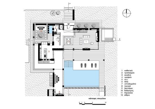 3D house model