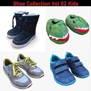 kids shoes model