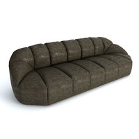 sofa cloud 3D model