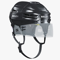 Hockey Helmet Bauer Re-Akt