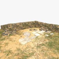 forgotten ruins 3D