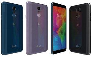 3D lg q7 colors