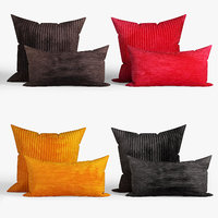 Decorative pillows Dot and bo. set 036