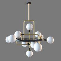 3D modern viaggio pendant light