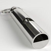 3D whistle 1 model