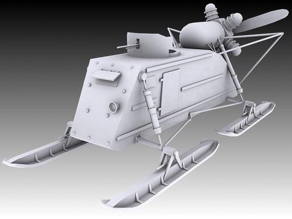 nkl-26 aerosan 3D