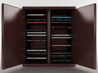 40 Disc CD Cabinet