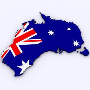 australia 3D