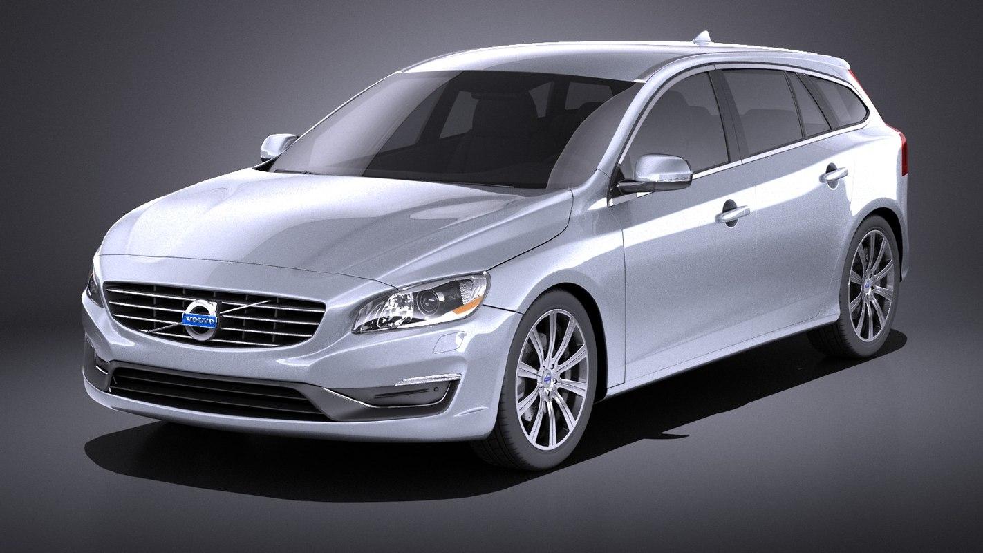 2014 v60 3D model