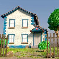 Toon House