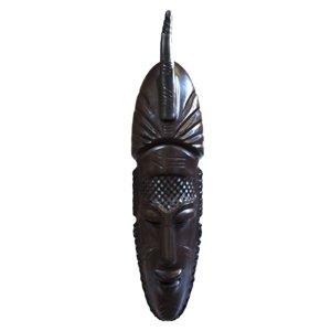 african mask model