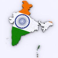 india 3D