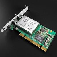 pc tuner card 3D
