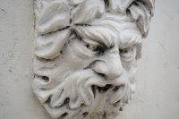 Italian bas-relief