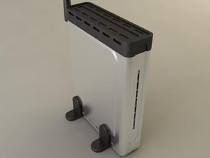 3D generic router