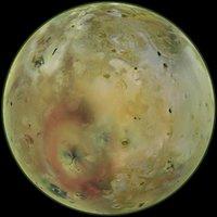 3D io planet