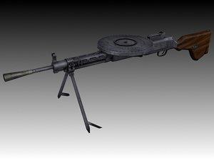 dp 2 3D model
