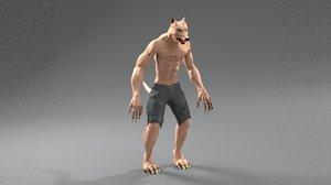 werewolf games 3D