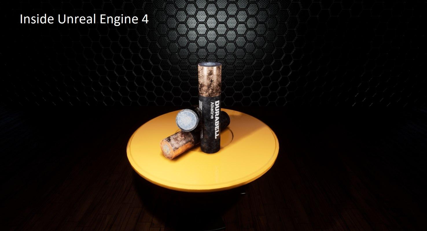 Horror Game Battery