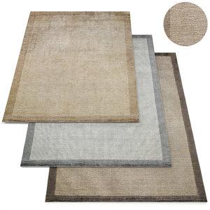 3D rug marca model