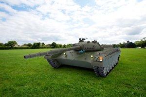 3D russian battle tank t-72