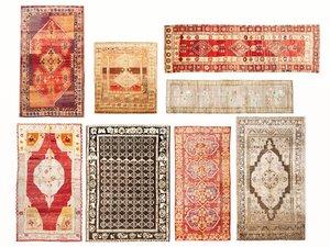 old vintage carpets 05 model