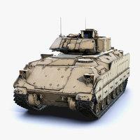 M2A2 Bradley LOD1