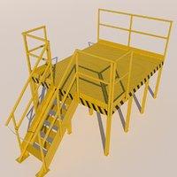 3D service area