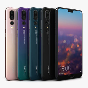 huawei p20 pro color model