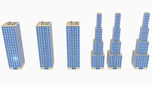 building plain 3D model