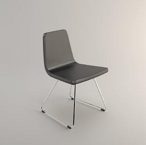 aqua chair metalmobili model