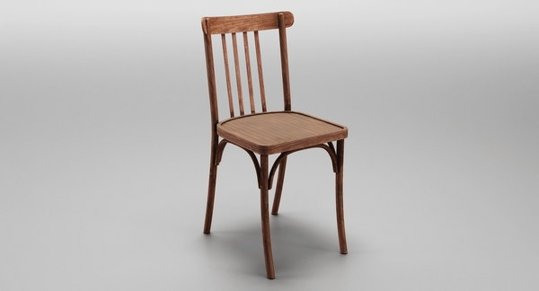 wedding chair 3D model