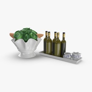 3D kitchen-decor-set-02---set