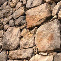 stone walls 3D