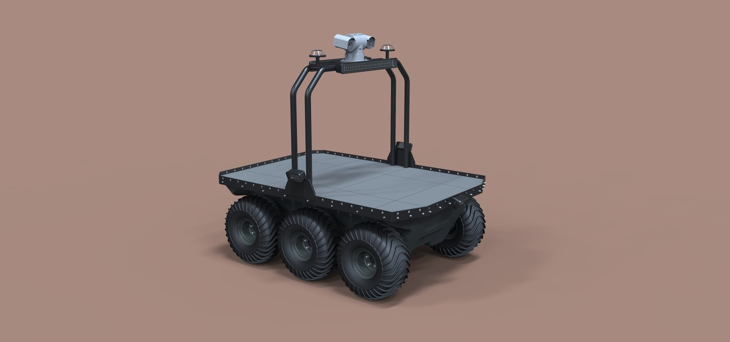 argo xtr j6 3D model