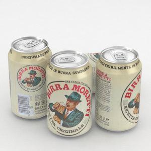 3D beer birra