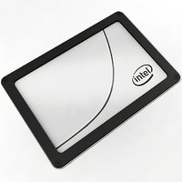 ssd solid state drive 3D model
