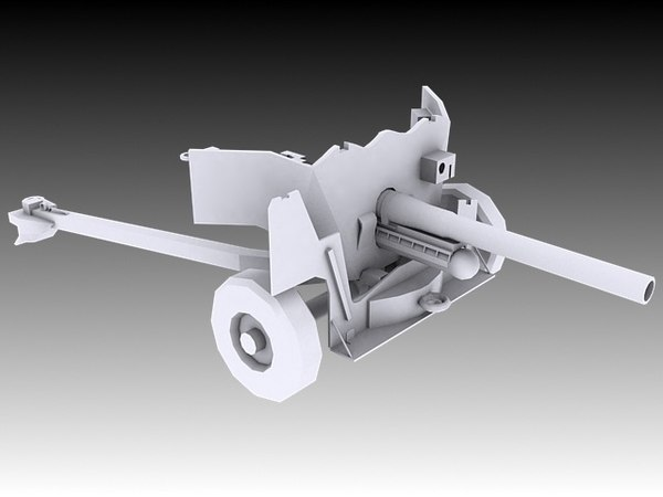 6 pounder model
