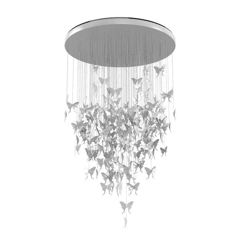 3D sagarti tenea chandelier