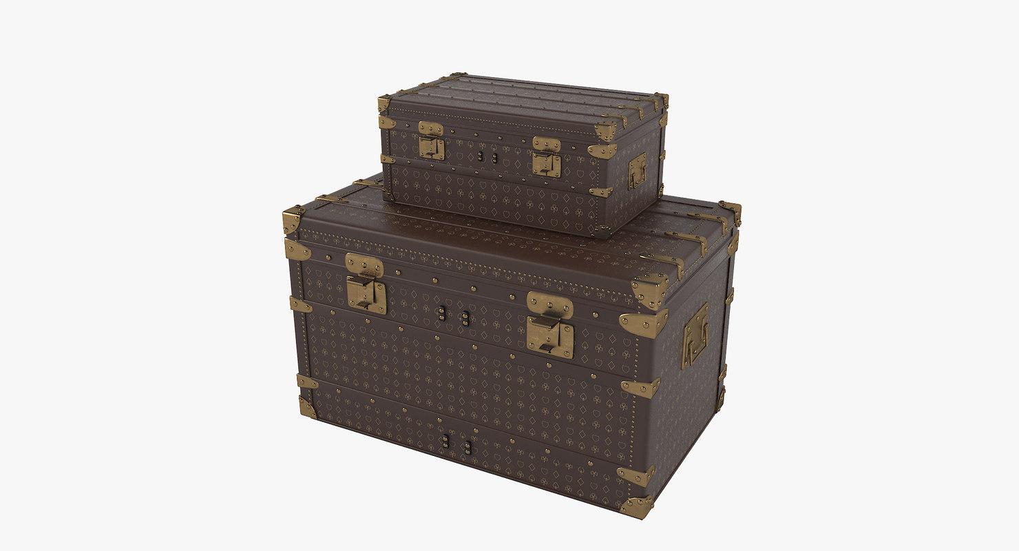 3D trunk set