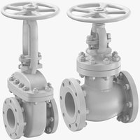 Industrial Pipes Valves